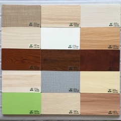 Kitchen Cabinet Melamine Sample