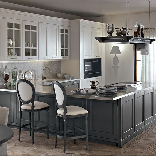 New Kitchen Cabinet Design Ideas in China