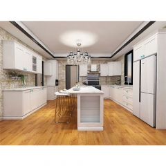 modern white lacquer kitchen design shaker kitchen...